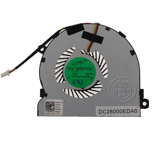 Dell Inspiron 15 5547 Ins15M-1528 5000 INS14MD-1628S 5545 5547 5447 5542 5543 5548 5557 5558 03RRG4 3RRG4 cpu soğutucu fan